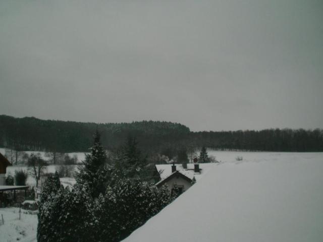 Verschneiter Odenwald