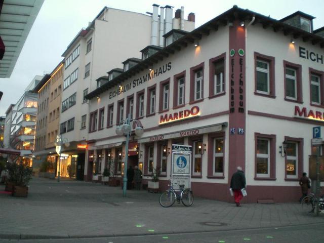 Maredo im Eichbaum-Stammhaus
