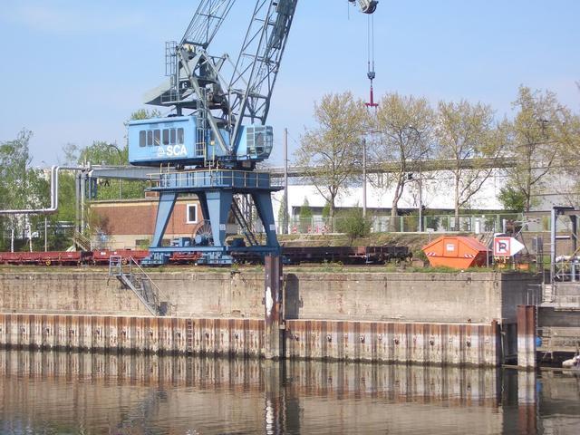 Mannheimer Hafengebiet