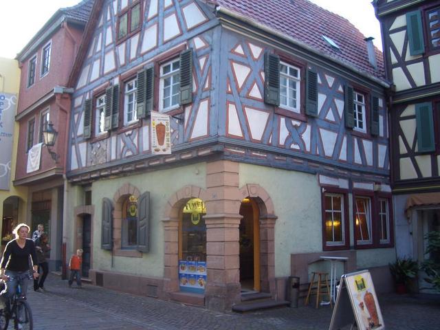 das Amet Kebab Haus in Ladenburg
