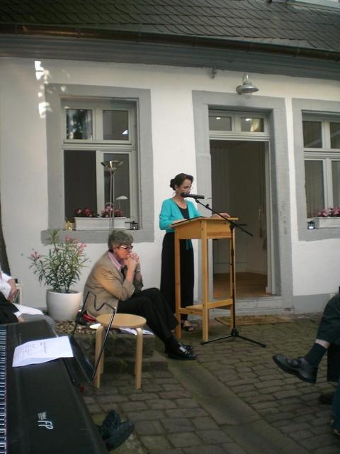 Die Räuber'77 im Museum Schillerhaus