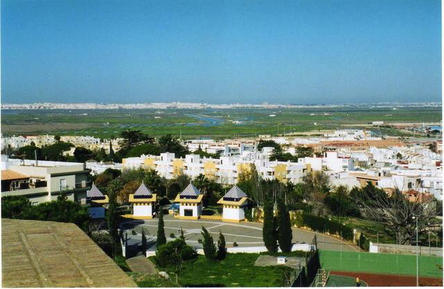Chiclana de la Frontera, Andalusien