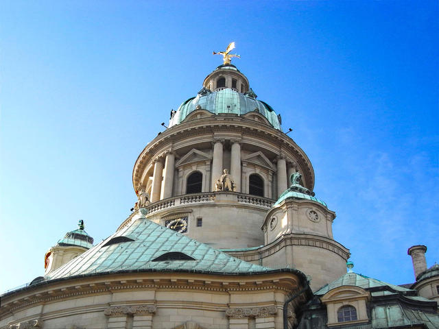 Kuppel der Christuskirche