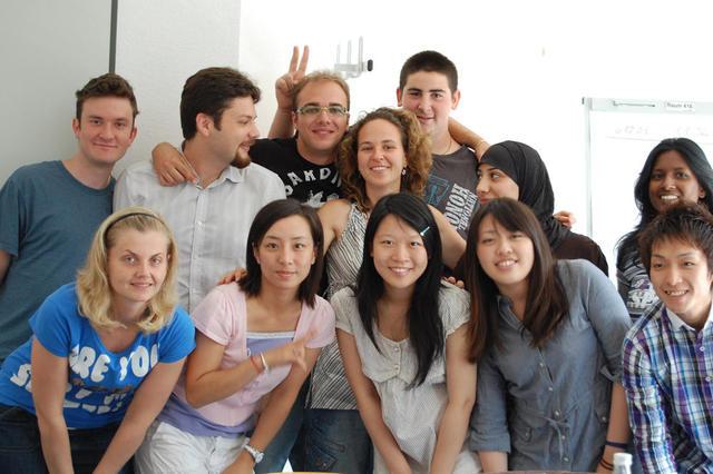 Sprachkurs an der F+U Academy of Languages