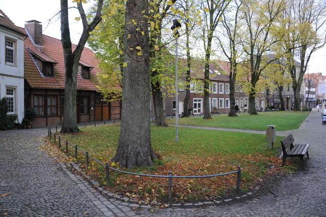Johannikirchplatz in Billerbeck