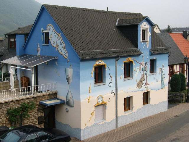 Dalimotive in Oberwesel
