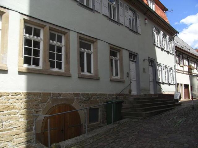 Das Faust-Archiv in Knittlingen