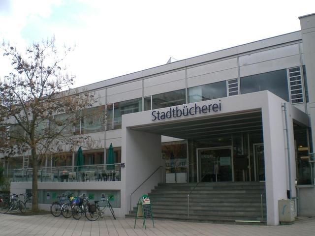 Das Literaturcafé in Heidelberg