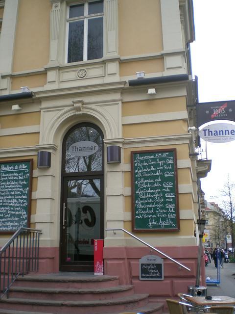 Das Thanner in Heidelberg