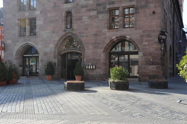 Barfüsser in Nürnberg