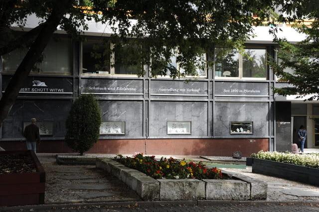Die Edelsteinausstellung Schütt in Pforzheim
