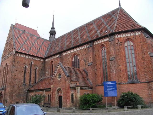 Der Dom in Güstrow