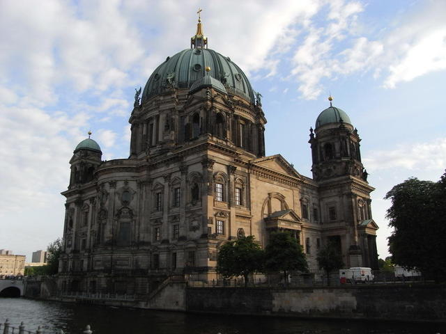 Der evangelische Berliner Dom