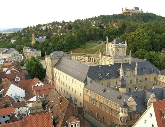 Schloss Ehrenburg und Veste Coburg