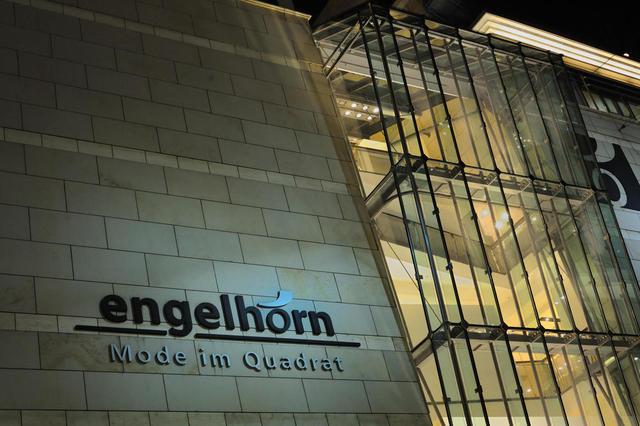 Engelhorn bei Nacht