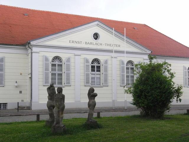 Das Ernst-Barlach-Theater in Güstrow