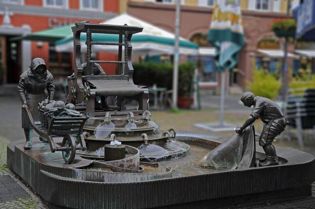 Gewerbebrunnen