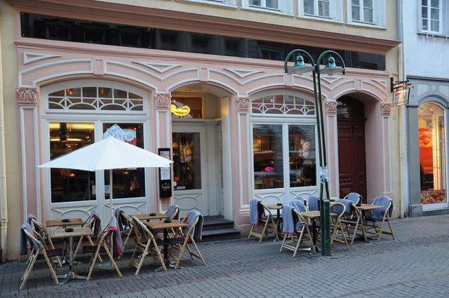Das Extrablatt in Heidelberg