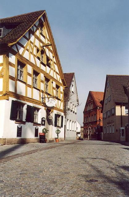 Fachwerkhaus in Roth
