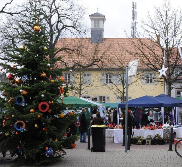 Feudenheimer Weihnachtsmarkt