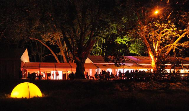 Filmfest bei Nacht