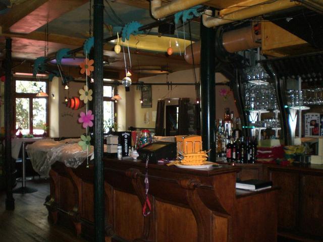 die Bar im Flic Flac