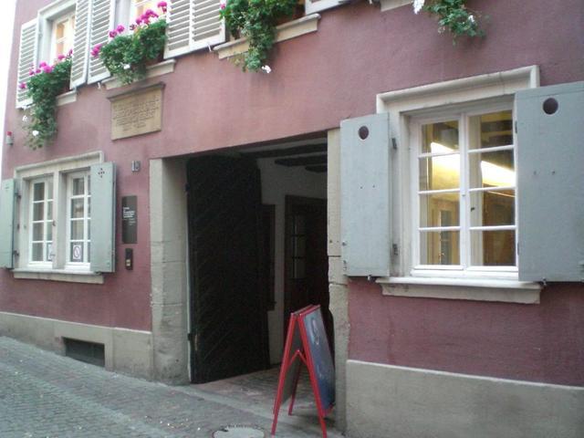 Die Friedrich Ebert-Gedenkstätte in Heidelberg