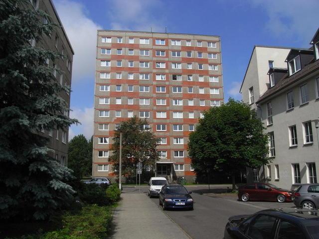 Das Gästehaus Stiftung Bauhaus in Dessau