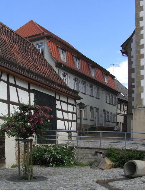 Geböude des Faust-Archivs