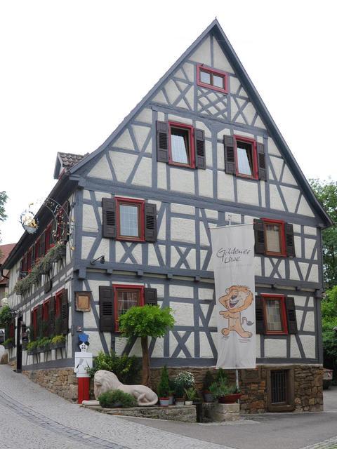 Geburtshaus von Schillers Mutter