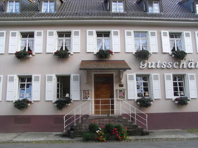 Die Gutsschänke Grenzhof bei Heidelberg