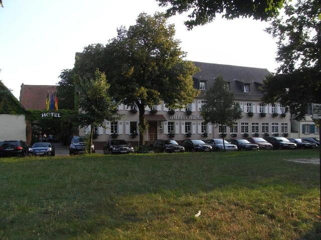 Der Grenzhof bei Heidelberg