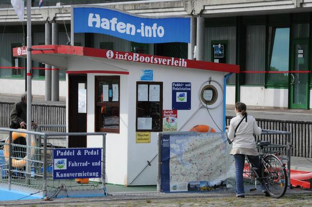 Hafen-Info
