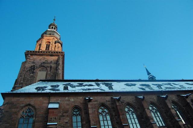 Heidelberger Heiliggeistkirche