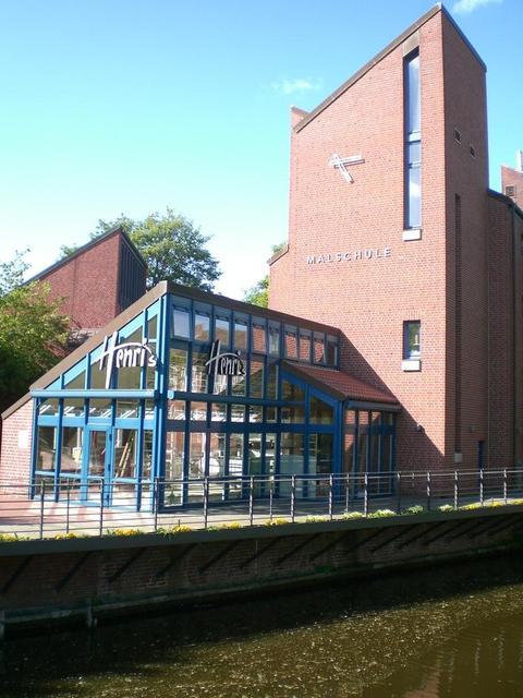 Die Malschule der Emdener Kunsthalle