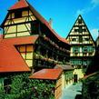 Der Hezelhof in Dinkelsbühl