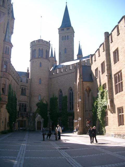 Hohenzollern-Burg