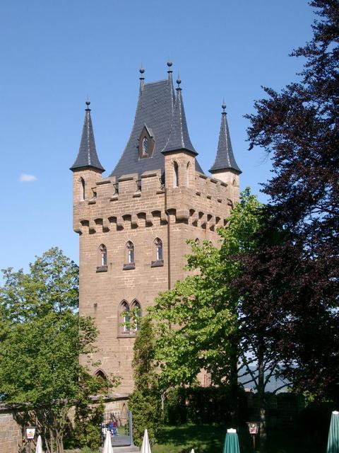 Stammsitz der Hohenzollern