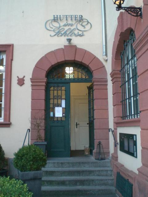 Hutter im Schloss Weinheim