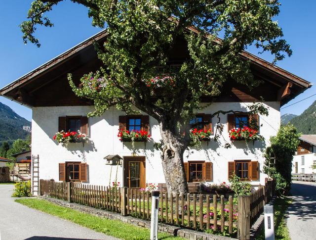 Bauernhaus in Martinau