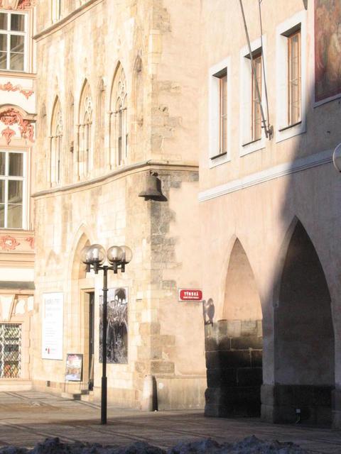 Haus zur Steinernen Glocke, Altstädter Ring, Prag