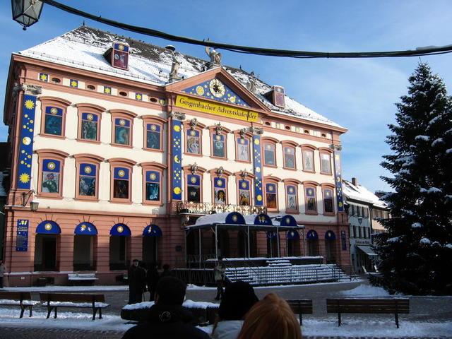 Rathaus Gengenbach