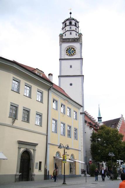 Der Blaserturm in Ravensburg