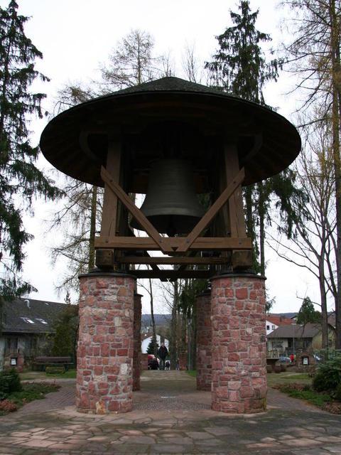 Glocke am Wildpark Schwarzach