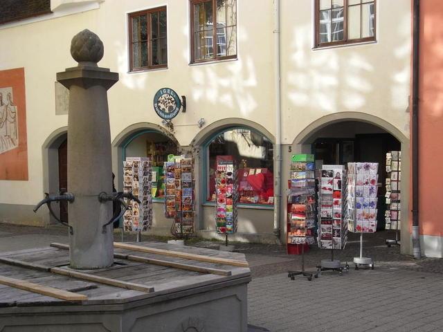 Die Igel-Buchhandlung in Isny