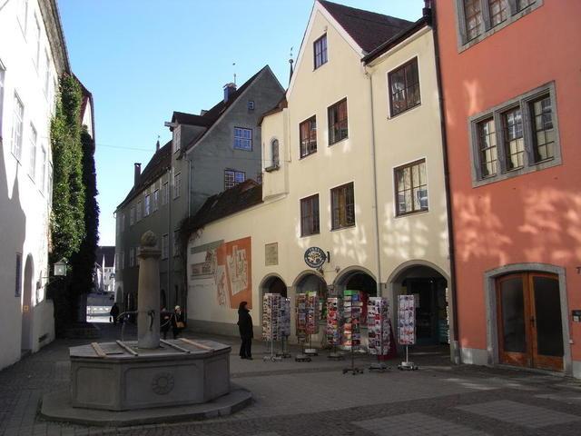 Igel-Buchhandlung in der Espantorstraße in Isny