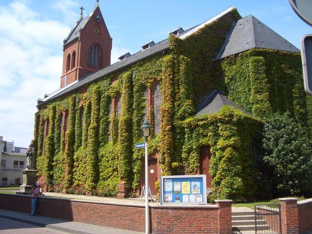 Inselkirche auf Norderney