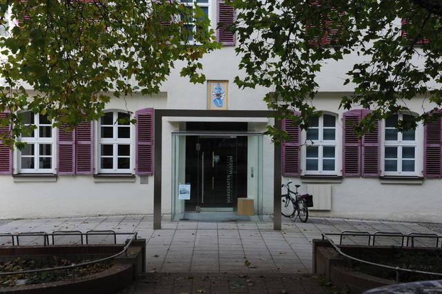 Das Kaspar-Hauser-Museum in Ansbach