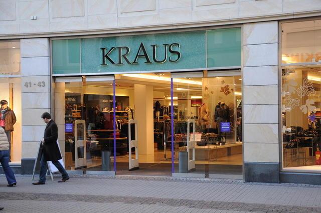 Das Modehaus Kraus