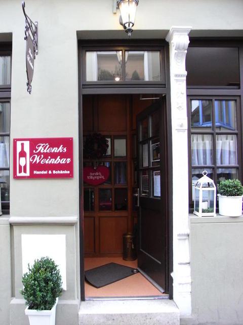 Klenk's Weinbar in Mannheim